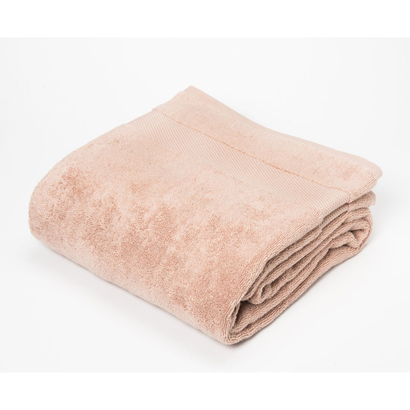 Serviette de bain Deluxe (Smoke rose)