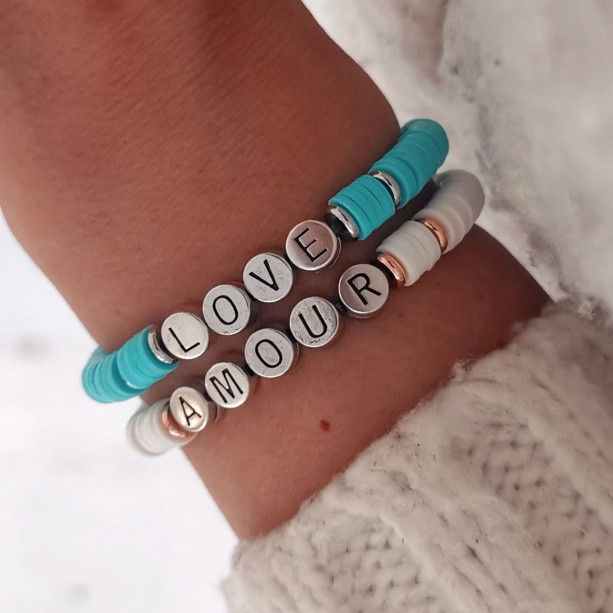 Bracelet Messagers Amour